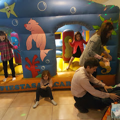 inflable bcn